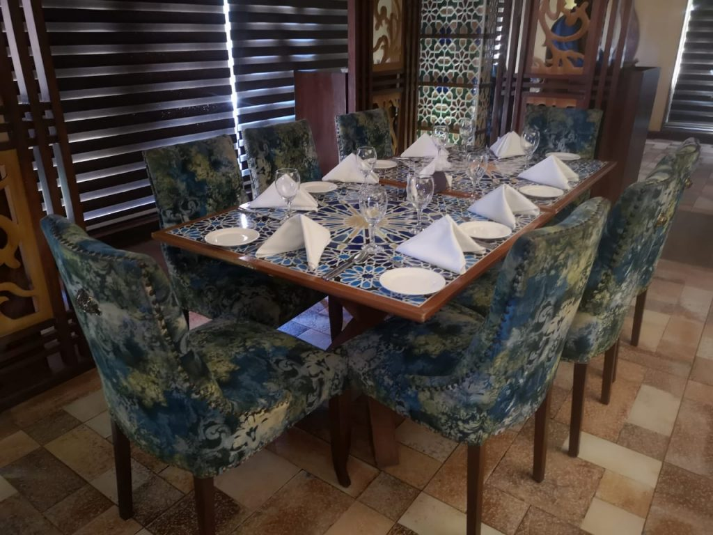Sultan The Royal Eatery interior one