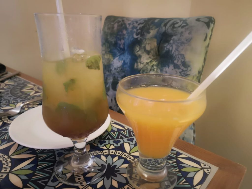 Sultan The Royal Eatery Fresh Juices