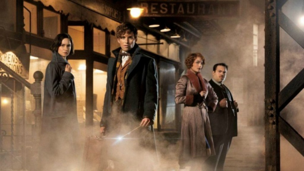 Fantastic beasts and where to find them: First look is gorgeous